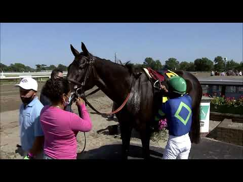 video thumbnail for MONMOUTH PARK 07-18-20 RACE 9 – THE WINSTAR MATCHMAKER STAKES