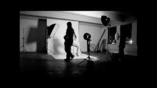 Behind the Scenes: Veronica Marie American Apparel Swim Shoot