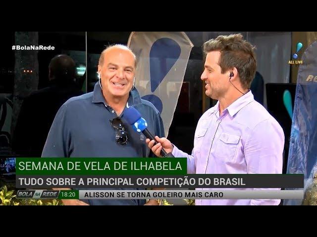 """Marcelo de Carvalho exalta Semana de Vela de Ilhabela: """"Maior evento naútico do Brasil"""""""
