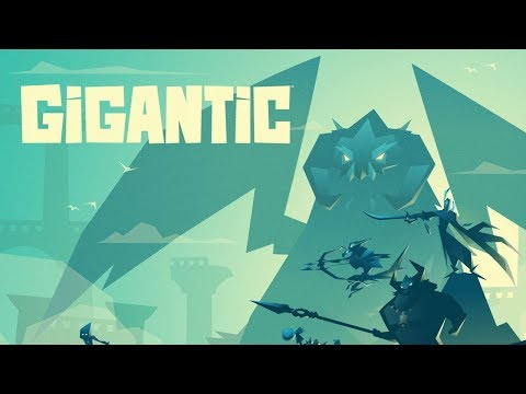 Northernlion and Friends Play - Gigantic (Pt. 1/2) [Sponsored]