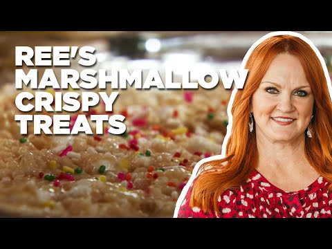 How to Make Ree's Marshmallow Crispy Treats | Food Network