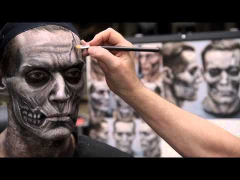 M∙A∙C Rick Baker -- How To Create the Zombie