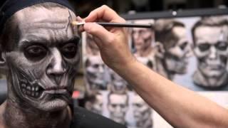 MAC x Rick Baker | Zombie Halloween Tutorial | MAC Cosmetics