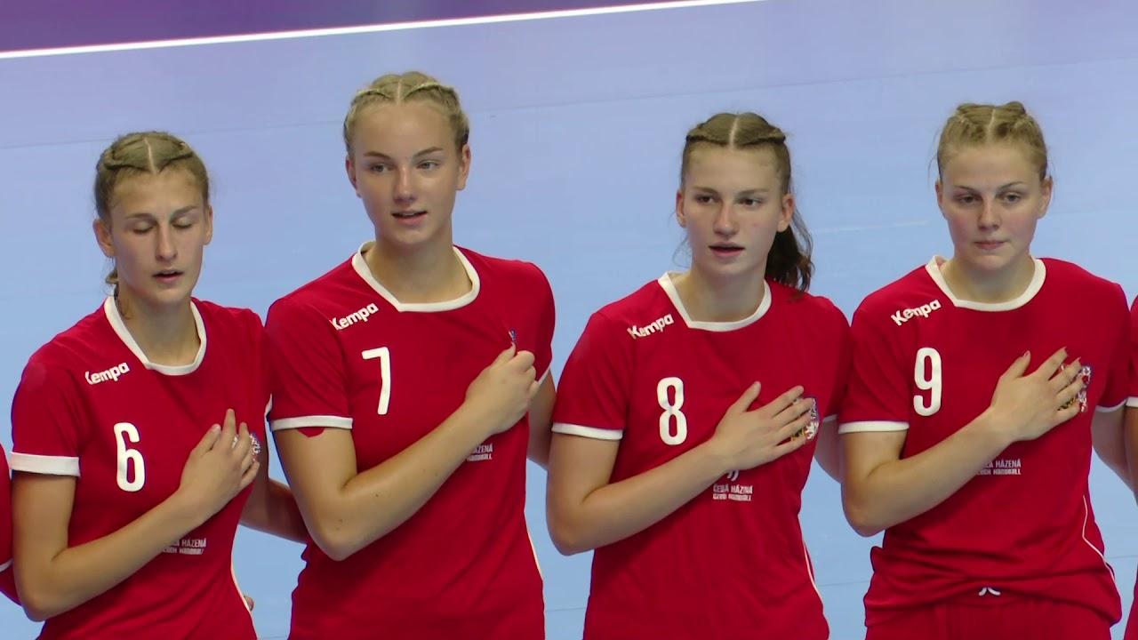 W17 EHF Championship - Semi-final: Italy - Czech Republic 27-29