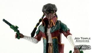 Hondo Ohnaka w/ Pilf Mukmuk (Star Wars: The Clone Wars)