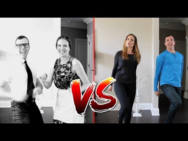 DANCING - THEN vs NOW!