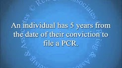 What Is Post-Conviction Relief (PCR)?