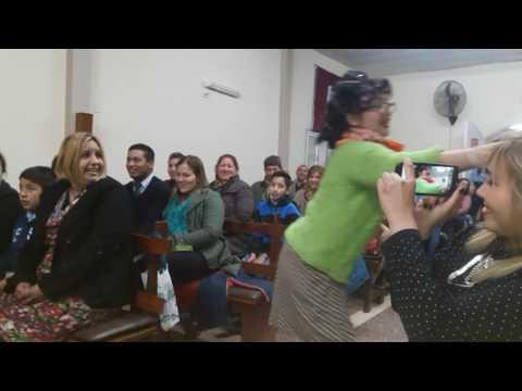 ROSA LA CHISMOSA -Obra de teatro-pilar centro iepym