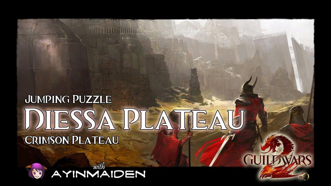 ☆ Guild Wars 2 ☆ - Jumping Puzzle - Diessa Plateau (Crimson ...