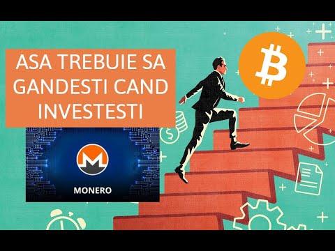 cum să investești în monero)