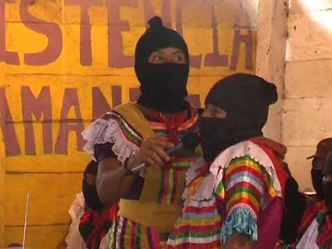 Zapatistas - Das Recht glücklich zu sein - Die Kämpfe der zapatistischen Frauen in Chiapas/Mexiko