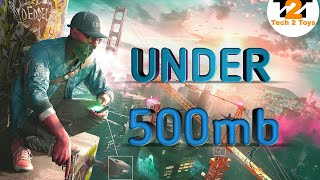 Top 5 Games Under 500mb | with download links | For Low Spec Gamers | Free Fps games for | pc,xbox