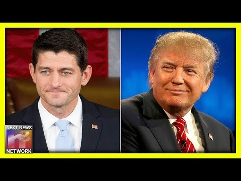 Trump SLAMS Paul Ryan For His ABSOLUTELY ATROCIOUS Record