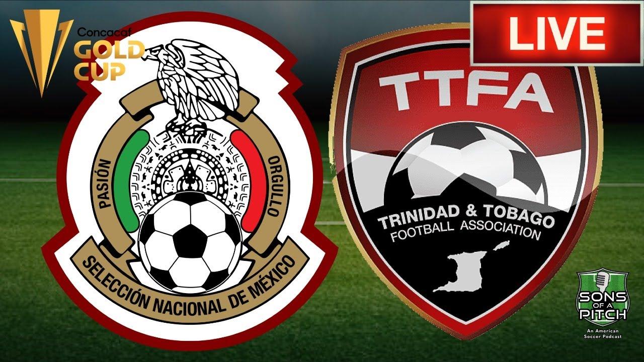 Mexico vs. Trinidad & Tobago live stream, CONCACAF Gold Cup ...