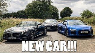 Joel Dommett Buys A New Supercar!!