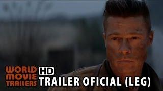 Corações de Ferro Trailer Legendado (2015) - Brad Pitt HD