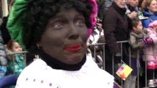 Dutch 'Black Pete' Christmas custom sparks protests