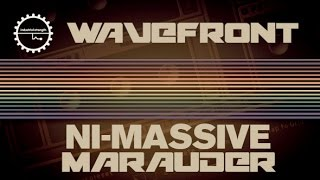 Wavefront: NI Massive Marauder - Massive Synth Presets - Industrial Strength Samples
