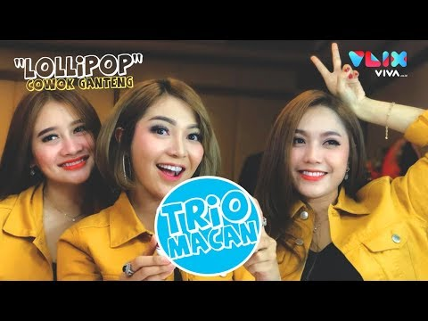 Trio Macan Genit! Doyan 'Lollypop' Cowo Ganteng!