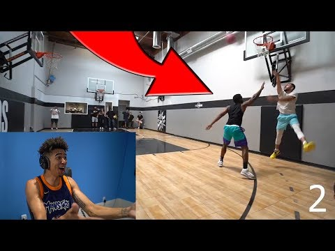 Cash vs Brawadis 1v1 Rivalry Basketball Game Reaction!