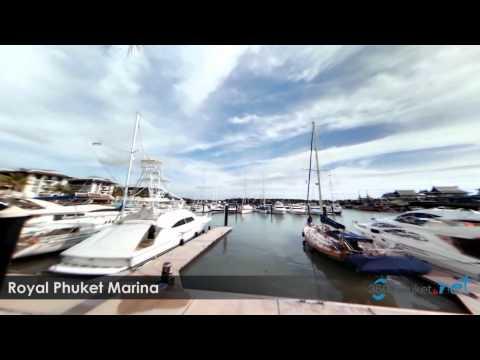 Royal Phuket Marina, Phuket 360°