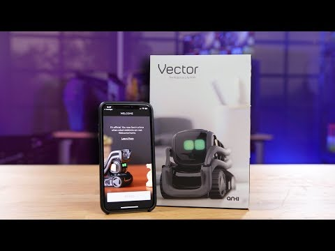 ANKI Vector Smart Robot... AI is here!