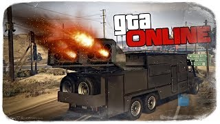 GTA ONLINE - КУПИЛИ TERRORBYTE С ДРОНОМ ЗА 3000000$ #379