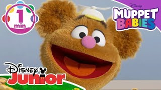 Muppet Babies | Upside-Downsy Conga 🎶 | Disney Junior UK