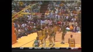 RetroBreakdown: Lakers Vs. Celtics Game 4 1985 NBA FInals