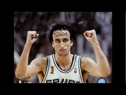 Manu Ginobili - The Scientist