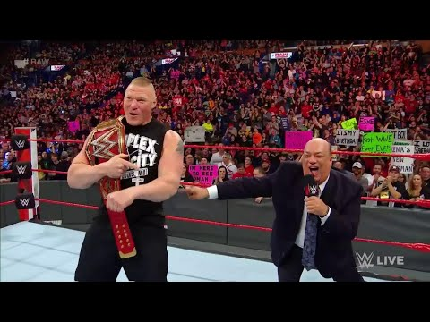 NoDQ Live: Full 42318 WWE RAW results, , and highlights