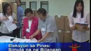 Balita on Philippine Presidential Election