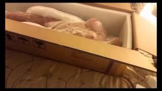 Unboxing Erika 140cm TPE sex doll Part 2