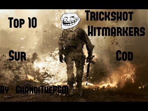 [TOP 10] Trickshot hitmaker cod