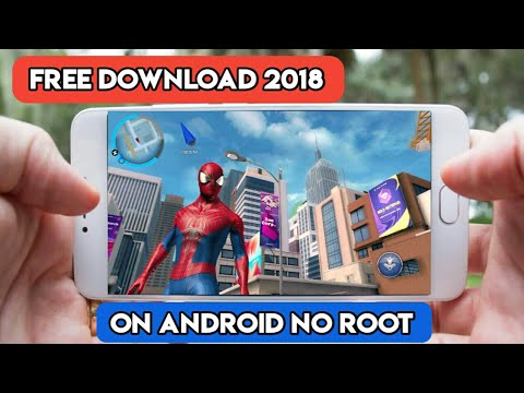 The amazing spiderman 2 download game on android no root 2018 - 동영상