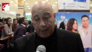 بالفيديو- إيهاب راضي: ''فين قلبي'' يُذكر الجمهور بقيمنا المفقودة