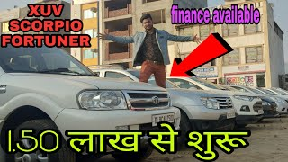 1.50 लाख से शुरू ,आओ और अपनी पसंद की गाड़ी ले जाओ second hand car market and shop in delhi !!