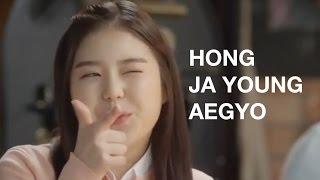 Video Hong Ja Young Aegyo download MP3, 3GP, MP4, WEBM, AVI, FLV Januari 2018