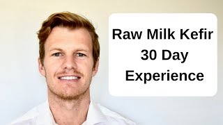 I Drank Raw Milk Kefir For 30 Days | Here's What Happened