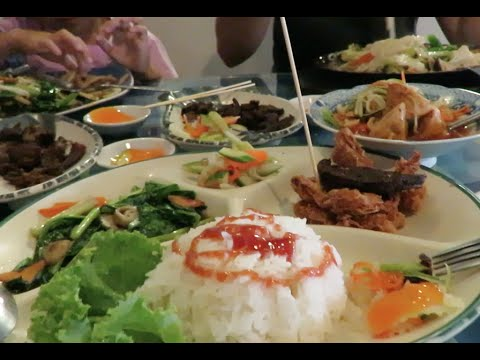 Vegetarian Restaurant in Phnom Penh City