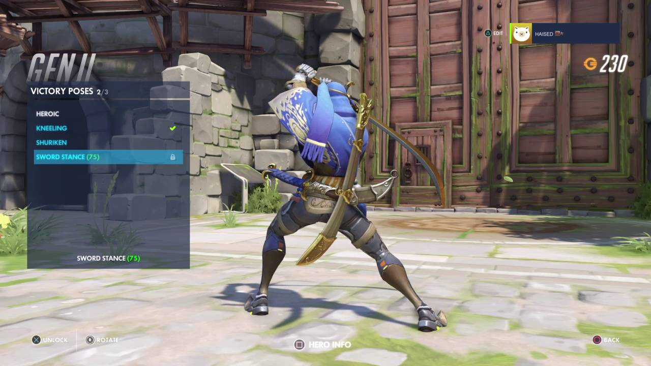 how to get gold skin in overwatch
