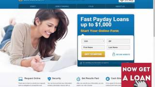 Online Loan Application Fast Payday Loans up to $1,000