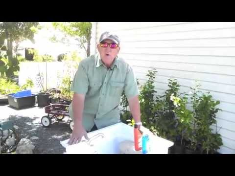 Installing An Outdoor Sink YouTube