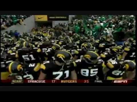 Iowa Hawkeye Football - From Nile Kinnick to Shonn Greene