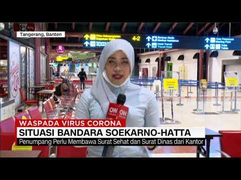 Situasi Terkini Bandara Soekarno Hatta