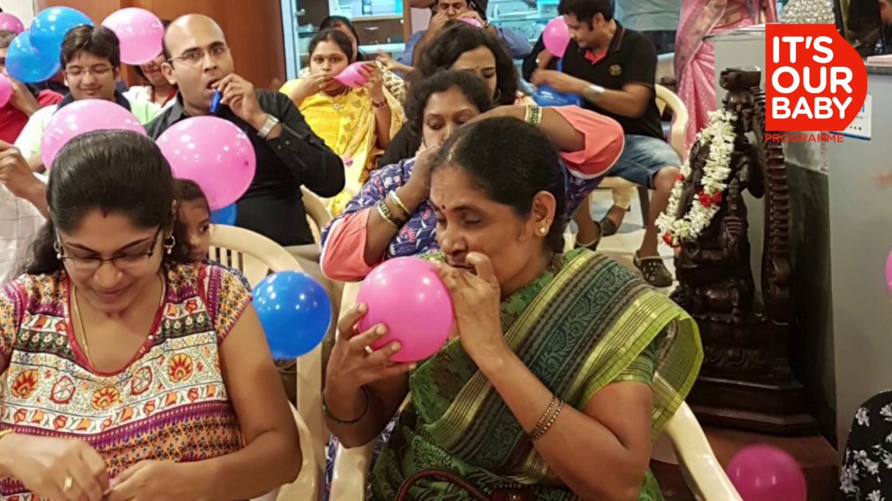 Experiencing Baby Shower At Cloudnine Hospitals Youtube