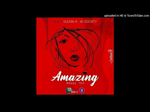 Black Sultan - Amazing Feat. 411 Society