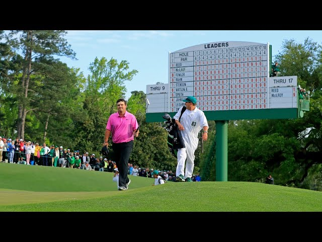 Patrick Reed's Final Round in Under Three Minutes