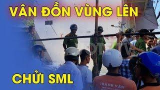 Người dân đặc khu Vân Đồn bị cắt điện nước, vùng lên cho cho công an sml luôn #VoteTv