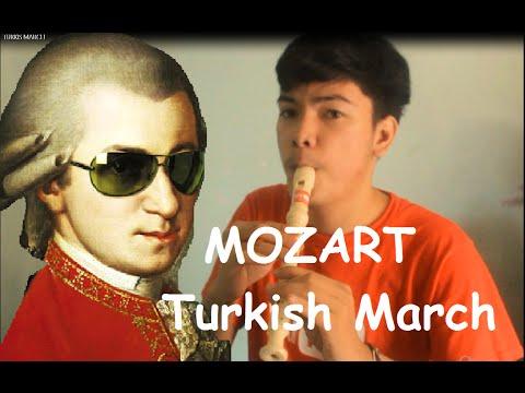 Mozart - Turkish March / Rondo alla Turca recorder